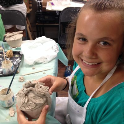 """Clay with Me"" Workshops"