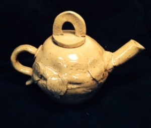 Teapots - antique, modern, whatever your heart's desire - make one to reflect your unique personality