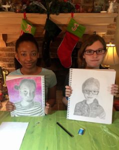 Drawing for Middle & High Schoolers - Grades 6th-12th